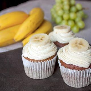Banana Caramel Cakes