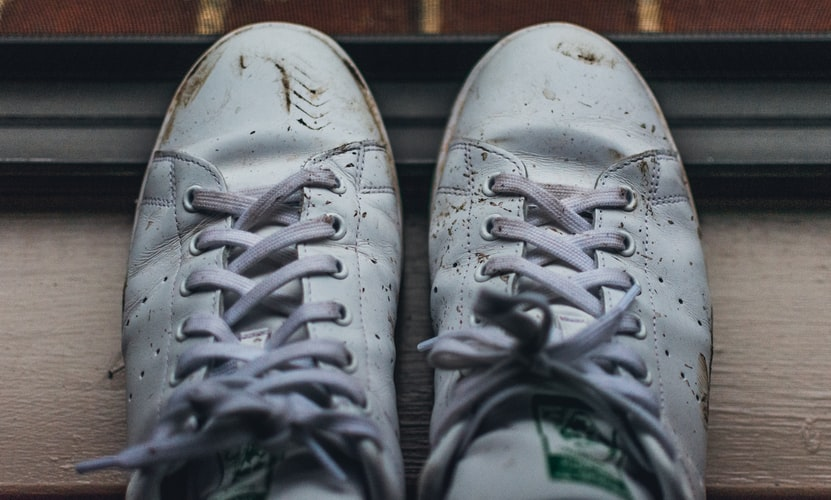 Remove Stains From White Shoes