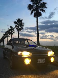 インプレッサ スポーツワゴン  1995年式WRX(AT)C1型のカスタム事例画像 YAGIさんの2018年09月18日23:04の投稿
