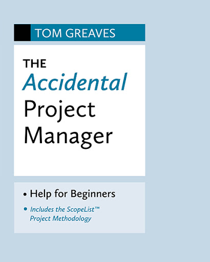 The Accidental Project Manager cover