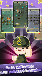 Raising Rank Insignia Screenshot