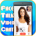 Advice Face Talk Video Chat icon