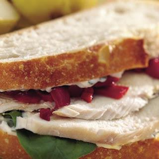 Roasted Turkey Sandwiches Recipe