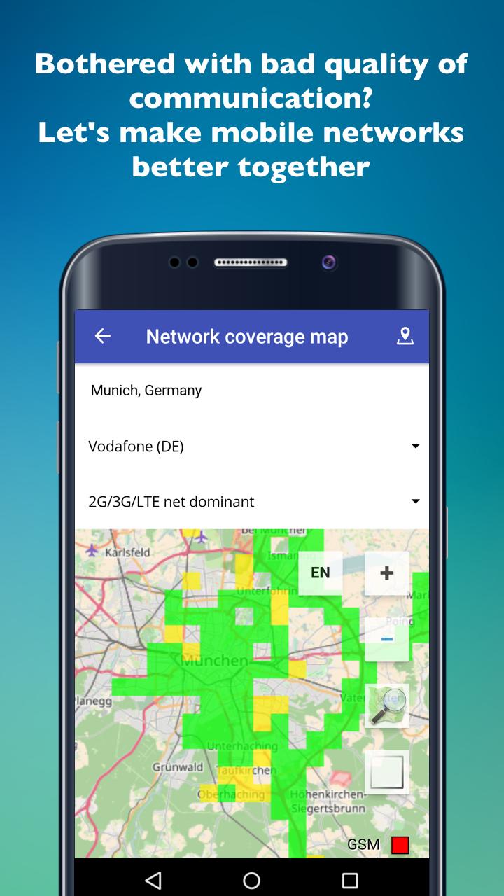 Mobile operators PRO Screenshot 4
