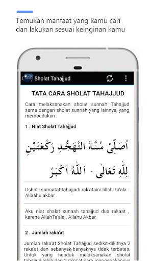 Panduan Sholat Tahajjud Apps On Google Play