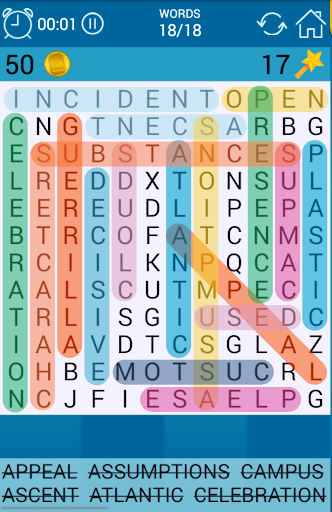Word Search 2.8.4 screenshots 6