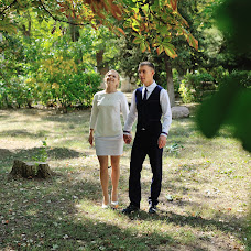 Wedding photographer Aleksey Kazachkov (fotilaru). Photo of 18.10.2016