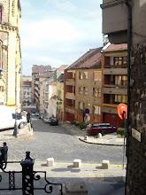 Photo: Ponty utca (pędzel)