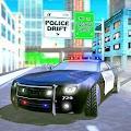 Police Drift Car Racer: Cop Car Driving Simulator