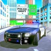 Tải Game Police Drift Car Racer
