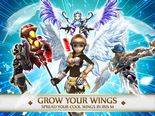 IRIS M - MMORPG 2.33 screenshots 21