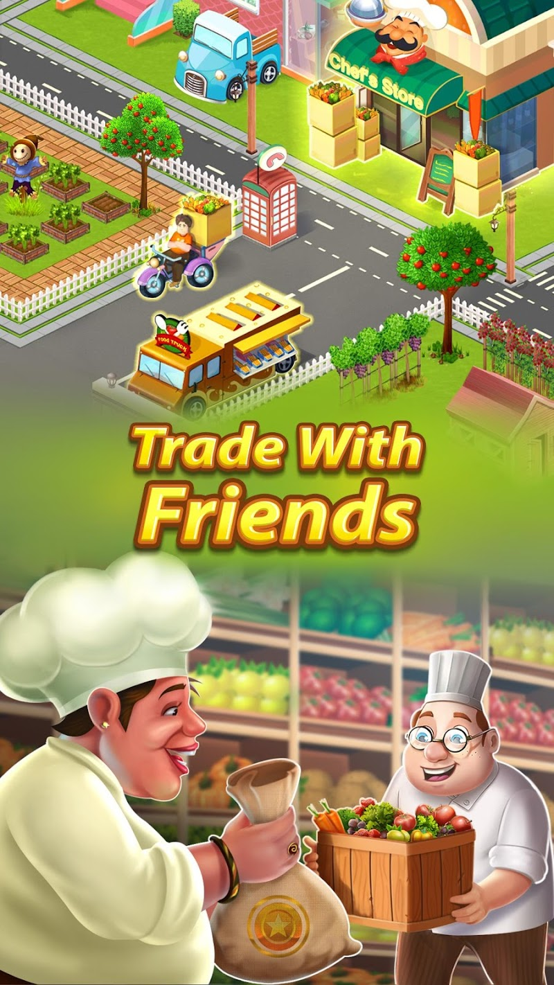 Star Chef: Cooking & Restaurant Game Screenshot 4