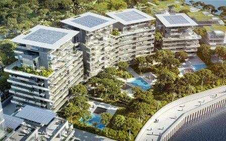Monaco, estensione in progetto