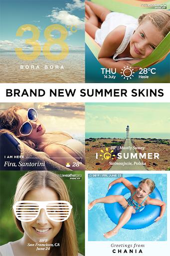 【免費天氣App】InstaWeather Pro-APP點子