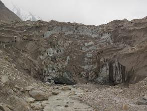 Photo: Day 6 - en route to Nandanvan, Gaumukh, marking the start of the Gangotri glacier