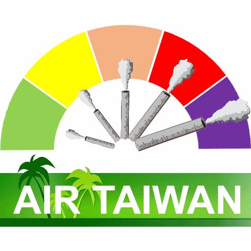 台灣空氣 天氣 App LOGO-APP開箱王