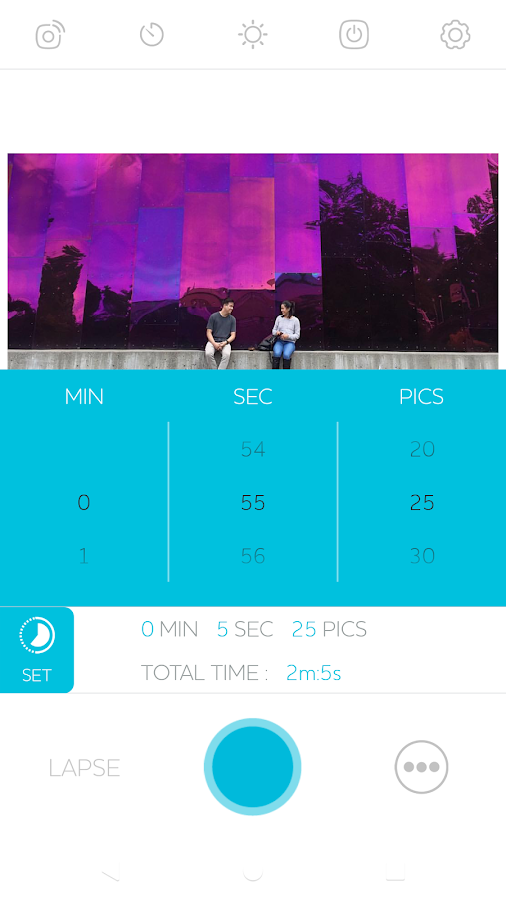 Podo Camera (5MP, 2016+)- screenshot