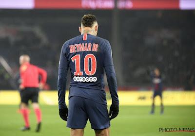 Catastrophe pour le PSG : Neymar manquera de longues semaines de compétition