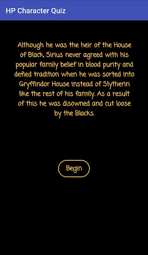Harry Potter Character Quiz  screenshots EasyGameCheats.pro 3