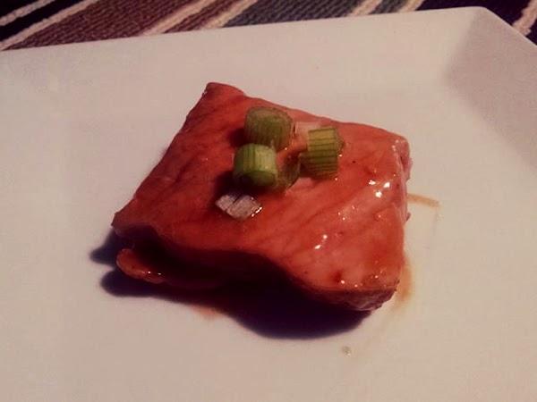 Miso Glazed Pork Tenderloin Recipe