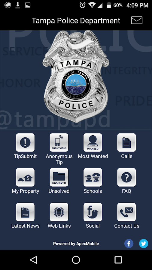 Tampa PD- screenshot