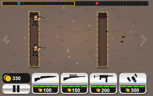 Gun War: Stickman