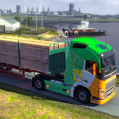 US Heavy Grand Truck Cargo 3D Driver Android APK Download Free By IBM Games