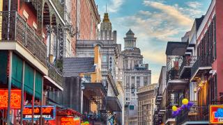 imagen de la ciudad de Nueva Orleans