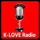 K-Love Christian Radio app Free icon