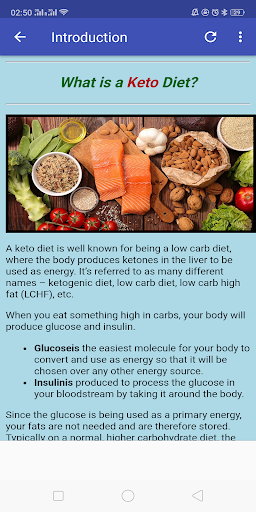 100 + Keto Diet Meals 1.0 screenshots 2