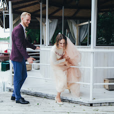 Wedding photographer Ivanna Baranova (blonskiy). Photo of 14.06.2017