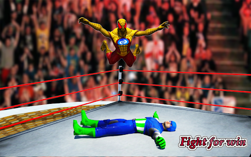 [Download Grand Superheroes Ring Battle for PC] Screenshot 13