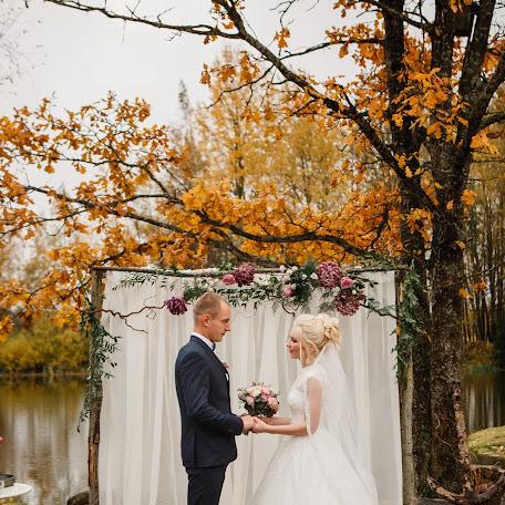 Wedding photographer Tatyana Kuralovich (Devilin). Photo of 18.10.2017