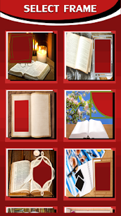 Open Book Frames For Photos - náhled