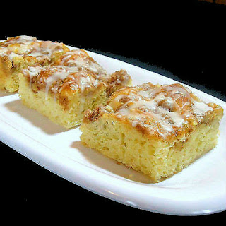 Night Before Christmas Cold Oven Coffee Cake