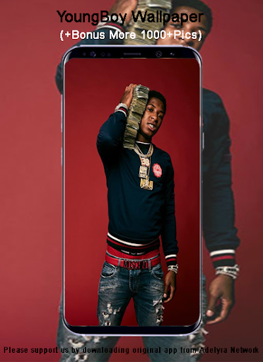 Screenshot for NBA YoungBoy Wallpapers HD in United States Play Store ...