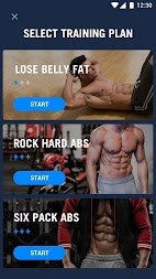 6 Pack in 30 Days - Abs Workout APK screenshot thumbnail 1