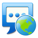 Handcent SMS Slovak Language P icon