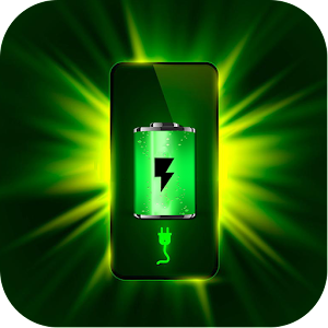 Fast Charging Booster Quick Charge battery2020 1.1 by RlandaStudio logo