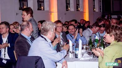 Photo: DGPuK 2014 Gala-Abend in der Innsteg-Aula  Ehrungen und Preisverleihungen   Foto: Janertainment Janine Amberger