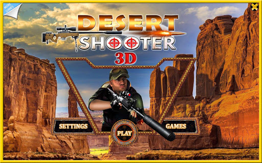Army Sniper 3d Desert Shooter  {cheat|hack|gameplay|apk mod|resources generator} 1