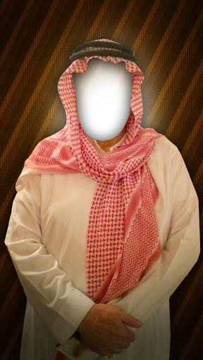 阿拉伯男人時尚照片蒙太奇|玩攝影App免費|玩APPs
