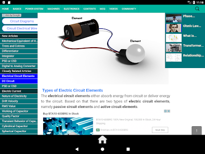 Electrical Engineering- screenshot thumbnail