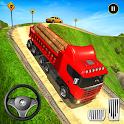 OffRoad Cargo Truck Simulator - Free Truck Games icon