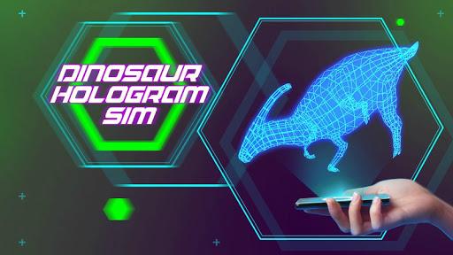 Dinosaur Hologram Sim