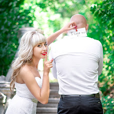 Wedding photographer Aleksandra Podgola (podgola). Photo of 25.08.2017