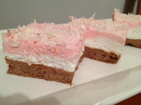 Neapolitan Marshmallow Slice Recipe