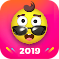 Fancy Launcher - Funny Emojis & Stickers, Themes APK