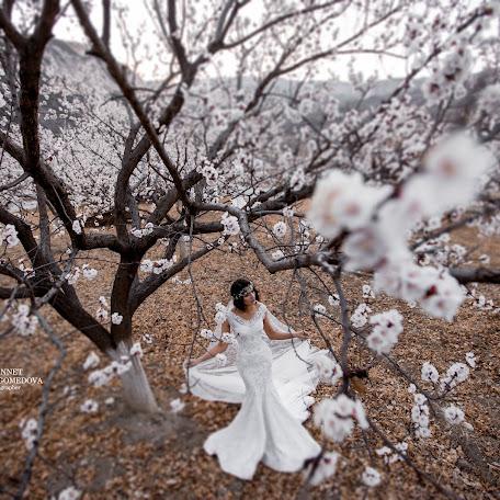 Wedding photographer Dzhennet Magomedova (Djoni). Photo of 12.04.2017