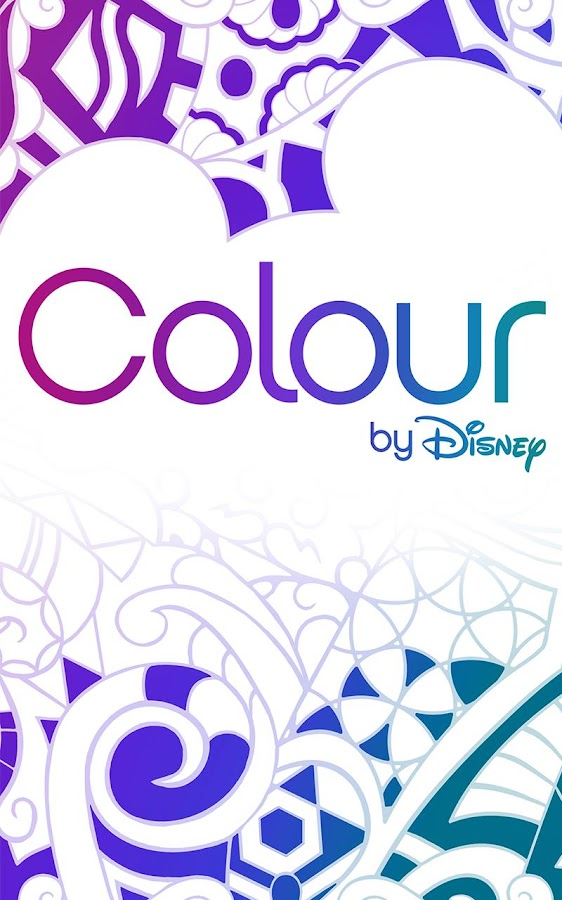 Colour by Disney – скриншот